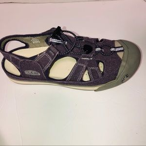 Keen Coronado sandals grape purple shoes size 10